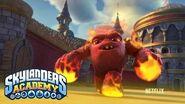Mission Eruptor's On Fire! l Skylanders Academy l Skylanders