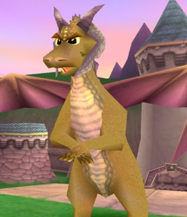 Tomas (Spyro the Dragon)