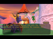 Spyro & Liz at Charmed Ridge's Royal Castle