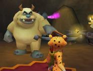 Spyro AHT Crossbow Yeti