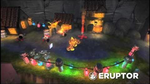 Skylanders Spyro's Adventure - Eruptor Trailer (Born to Burn)