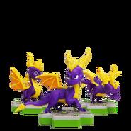 Spyro Trilogy TOTAKU