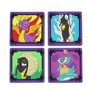 Coasters-SpyroNS