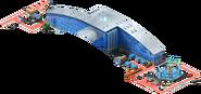 Military Space Factory Conveyor CS