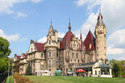 RealWorld Moszna Castle.jpg