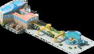 Missile Construction Factory Conveyor CMS