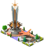 Bronze SB-24 Bomber Monument.png