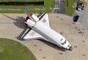 RealWorld Helicon Space Tourism Center Shuttle.jpg