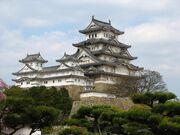 RealWorld Himeji Castle.jpg