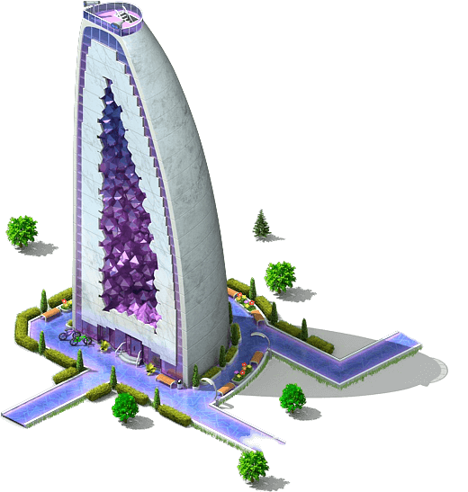 Amethyst Observation Tower
