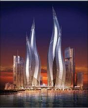 RealWorld Dubai Towers (Night).jpg