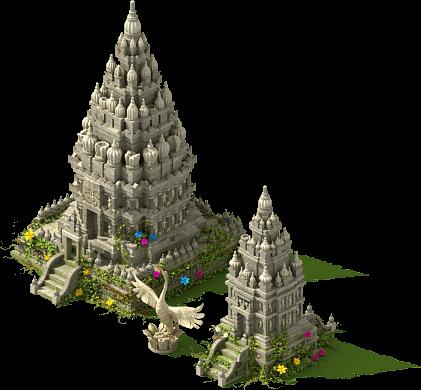 Angsa Temple
