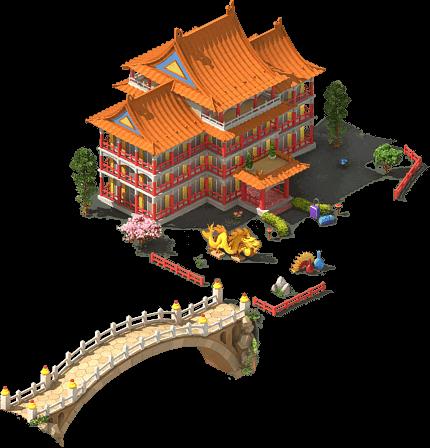 Dragon's Peak Hotel