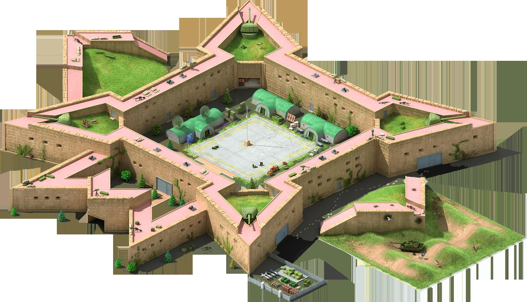 Land Military Base