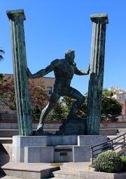RealWorld Statue of Hercules.jpg