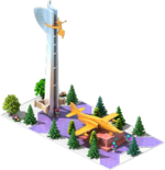 Gold A-35 Attack Aircraft Monument.png