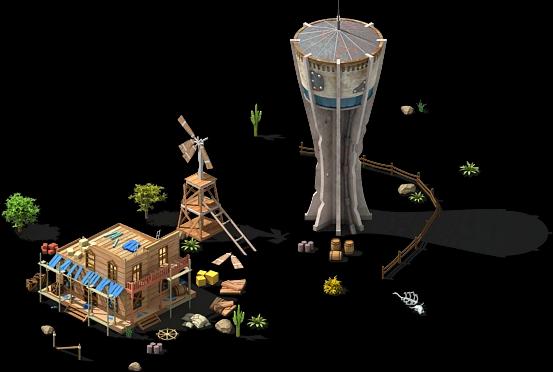 Autonomous Water Station