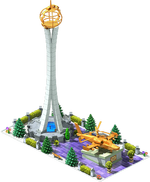 Gold AH-55 Attack Helicopter Monument.png