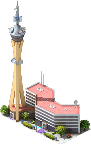 Archipelago Cell Tower