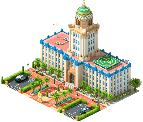 Beverly Hills Police Station