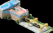 Missile Construction Factory Conveyor ABM