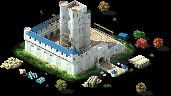Landsknecht Castle