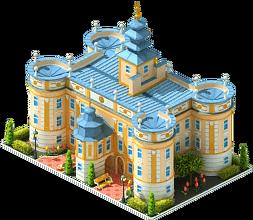 Markusovce Castle.png