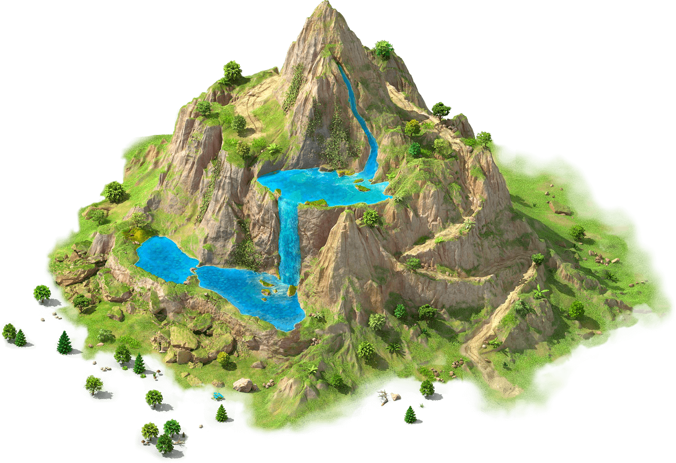 Artificial Mountain L2.png