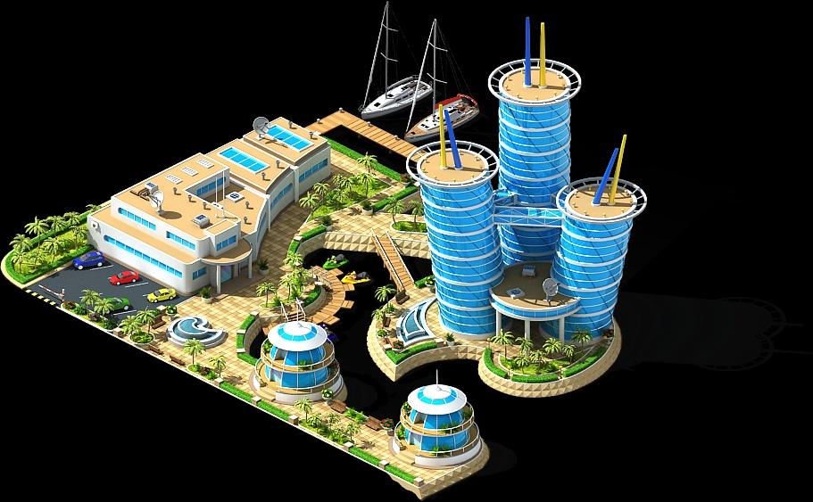 Maritime Terminal