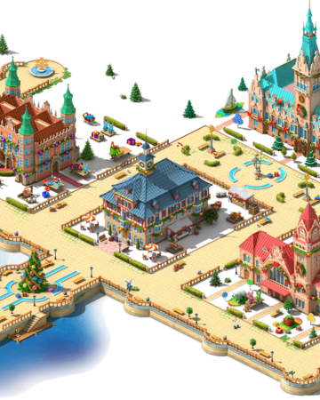 Christmas Cruise Megapolis Wiki Fandom