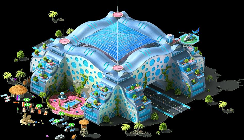 Aquapolis Residential Complex