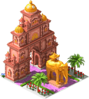 Gold Elephant Statue.png