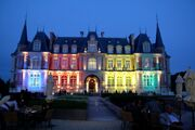RealWorld Chateau les Fontaines (Night).jpg