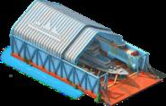 Military Shipyard Conveyor CG