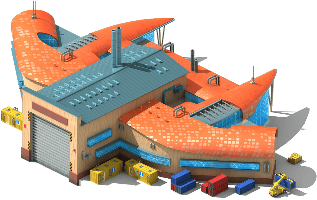 Research Vessel Assembly Plant