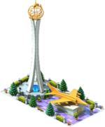 Gold A-54 Attack Aircraft Monument.png