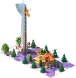 Bronze AH-32 Attack Helicopter Monument.png