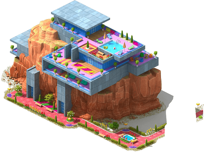 Rocky Residential Complex