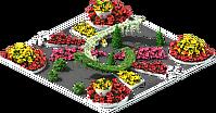 Extravagant Flowerbed.png