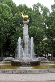 RealWorld Stag Fountain in Rudolph Wilde Park.jpg
