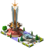 Silver AH-21 Attack Helicopter Monument.png