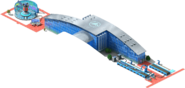 Military Space Factory Conveyor NS