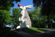 RealWorld Nijmegen Rabbit Sculpture.jpg