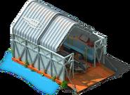 Submarine Factory Conveyor DSRV
