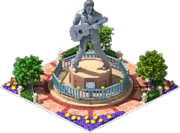 King of Rock'n'Roll Statue.png