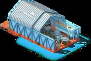 Military Shipyard Conveyor LCR