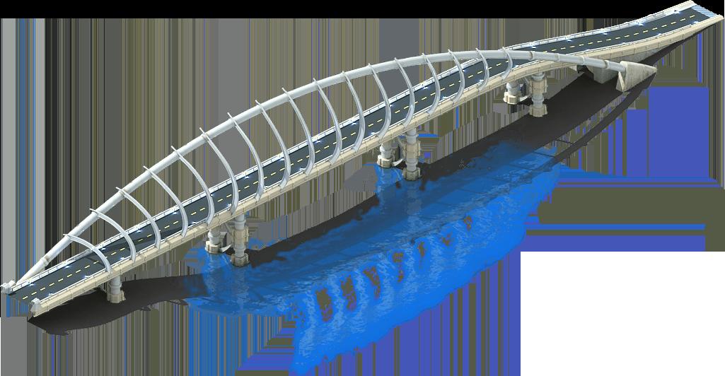 Leviathan Bridge
