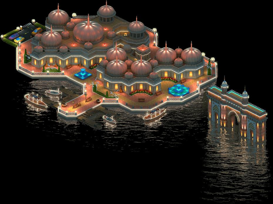 Sinbad Boating Station