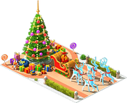Gold Christmas Square.png