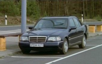 Mercedes-Benz Classe C - W202